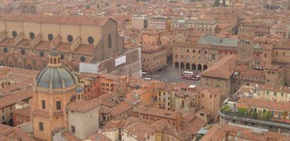 Bologna - Vista dalla Torre Asinelli