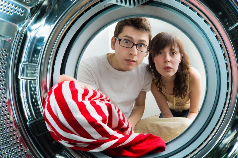 Non avere paura della lavatrice!