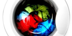 panni in lavatrice