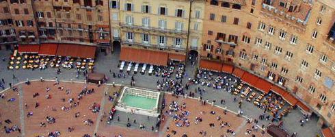 Living Siena