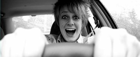 Viaggiare in auto felici