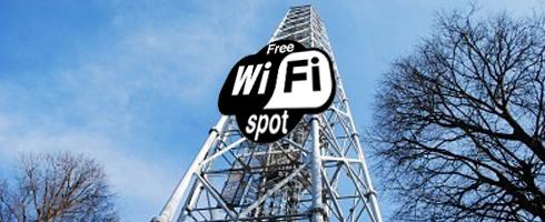 Connessione wifi gratuita in Parco Sempione!