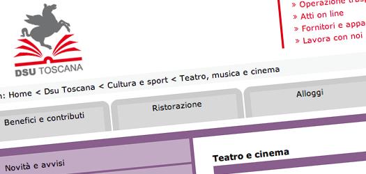 Tessera cinema DSU: in sala gratuitamente