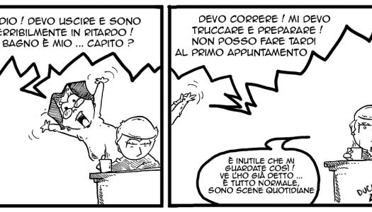 bagno occupato Archives   StudentiFuori.it