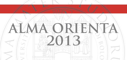 Unibo: Giornate dell'Orientamento 2013