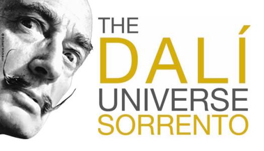 The Dalì Universe Sorrento fino al 29 settembre