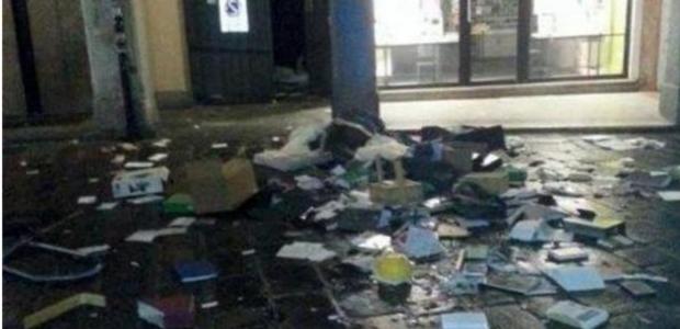Padova raptus di uno studente getta i mobili dalla finestra - La finestra padova ...