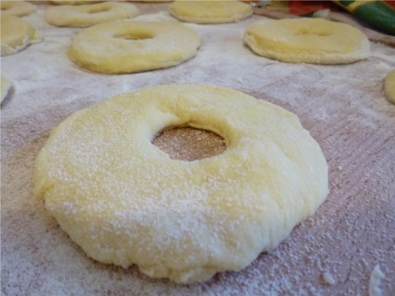 Donuts fatte in casa