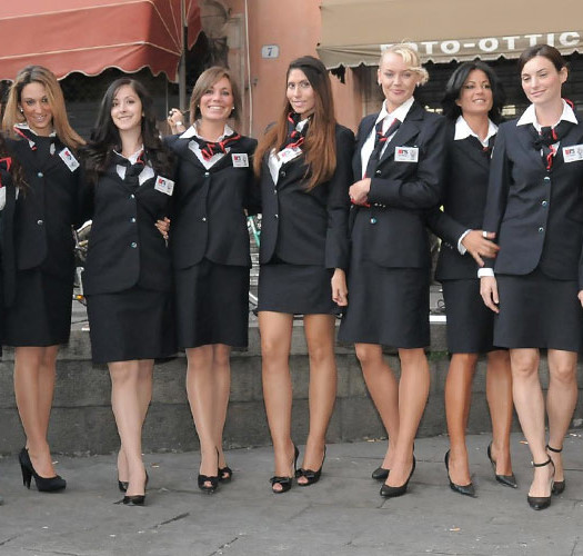 Missione hostess
