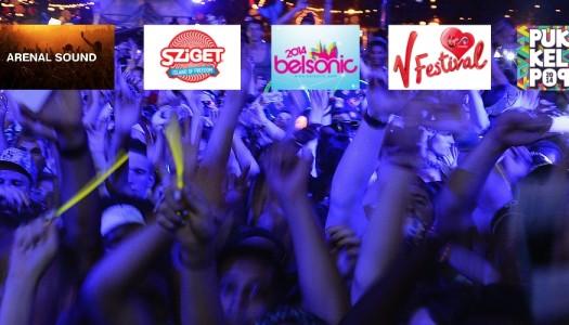 Estate 2014: i 5 Festival europei (quasi) low cost