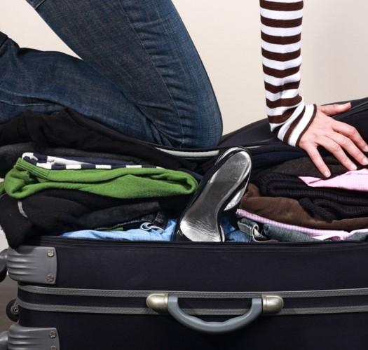 SOS VALIGIA, ossia come viaggiare con tutto l'armadio dietro