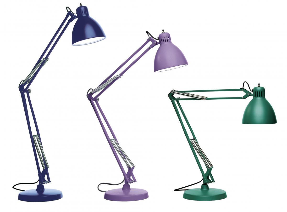 Lampada da tavolo quadra idee per il design della casa for Ikea lampada scrivania
