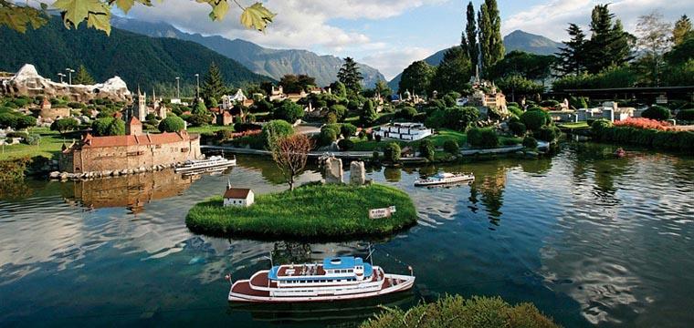 La Svizzera come non l'avete mai vista!