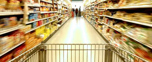 La prima spesa, tra deliri di onnipotenza e glicemia alta