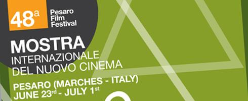 Pesaro Film Festival 2012: dal 25 giugno al 2 luglio Pesaro racconta l'Italia attraverso lo schermo