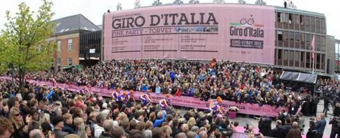 Il Giro d'Italia fa tappa a Pesaro. La mappa del percorso e altre informazioni utili