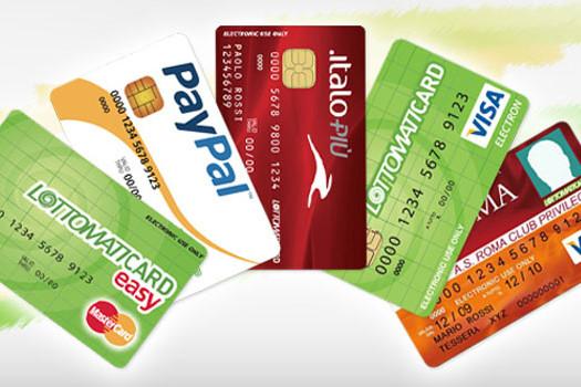 Carte prepagate e bancomat 2