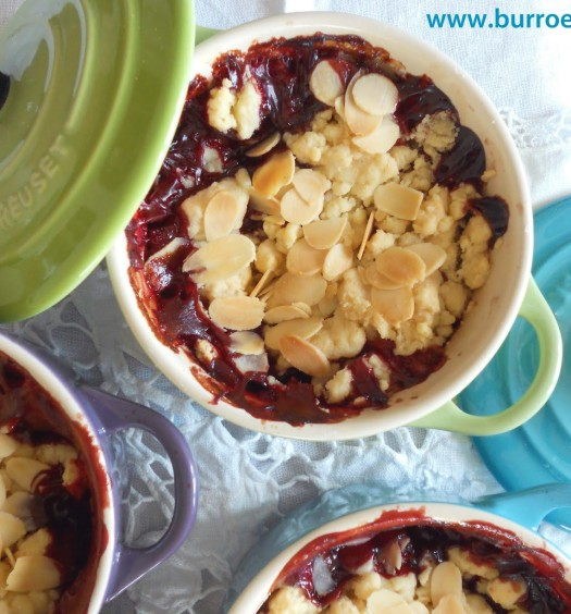 Crumble alle fragole