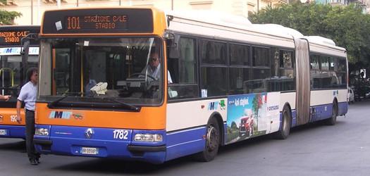 Muoversi a Palermo: bus e metro