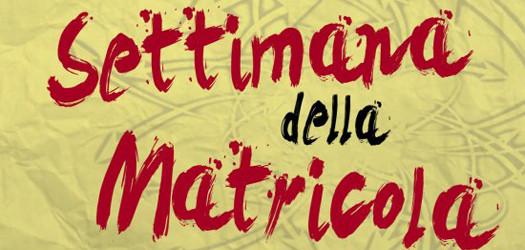 Palermo: settimana della matricola