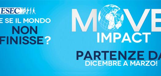 MOVE Impact, partecipa con AIESEC allo stage di volontariato internazionale