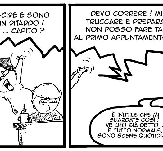 StudentiFuori by Duckbill #32- Scene di vita domestica pt.2