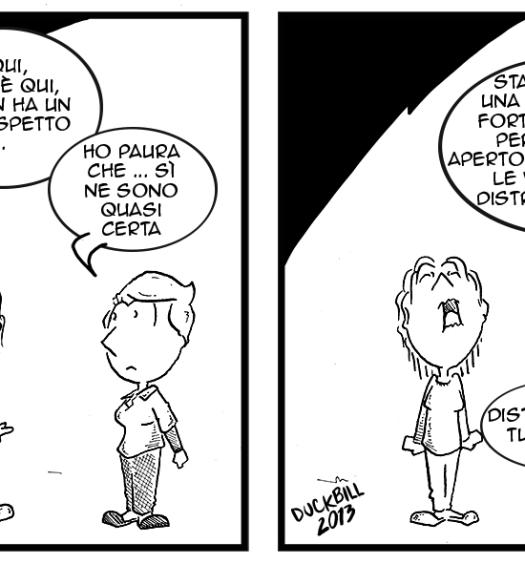 Rimorsi distruttivi - StudentiFuori by Duckbill #38