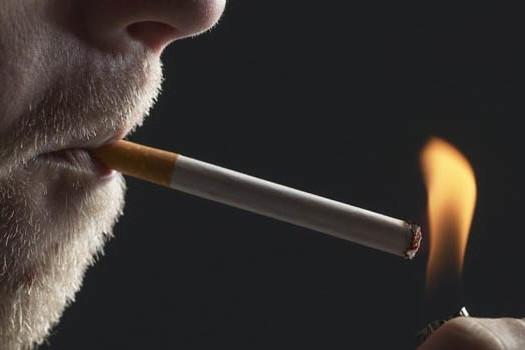 coinquilino fumatore