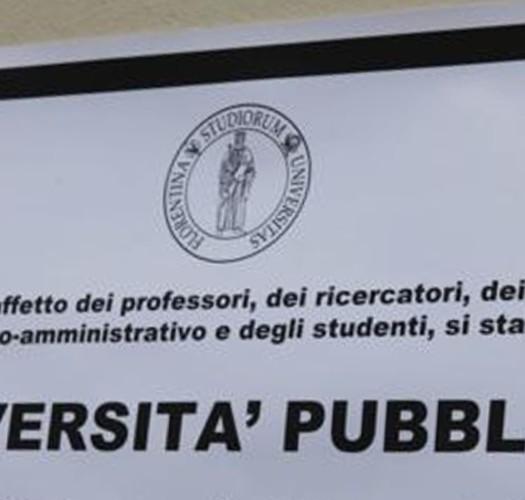 L'università pubblica non serve a nulla. O forse sì