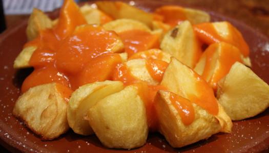 Patatas Bravas, il piatto dell'Erasmus in Spagna!