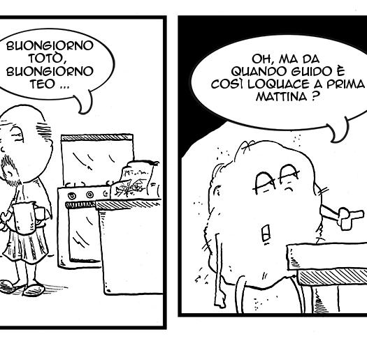Steve - StudentiFuori by Duckibill #47