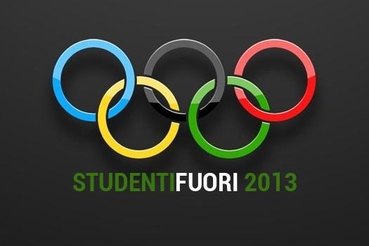 Le Olimpiadi dello Studente Fuori