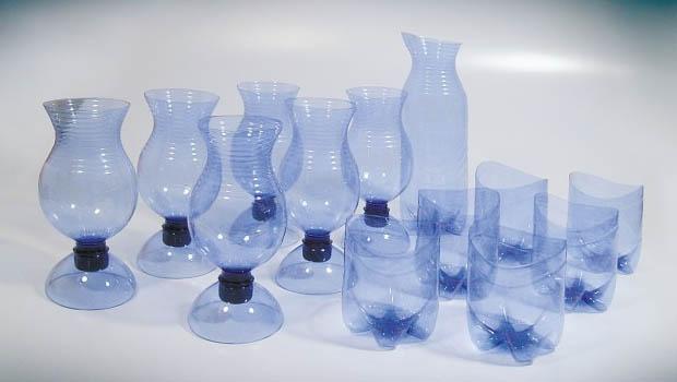 plastica reciclata