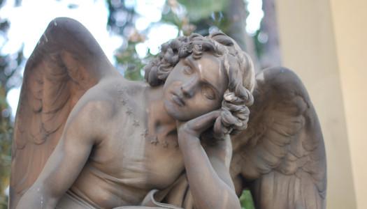 I cimiteri di Roma: da Keats a Sordi, dal Verano al cimitero degli inglesi