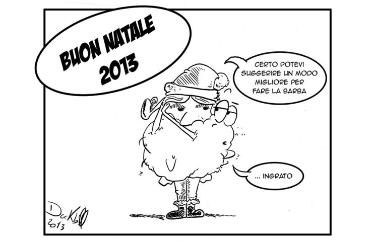 StudentiFuori by Duckbill #60 - Buon Natale 2013