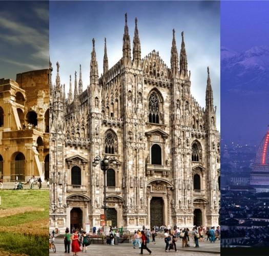 Le guide per vivere le città italiane a costo (quasi) zero