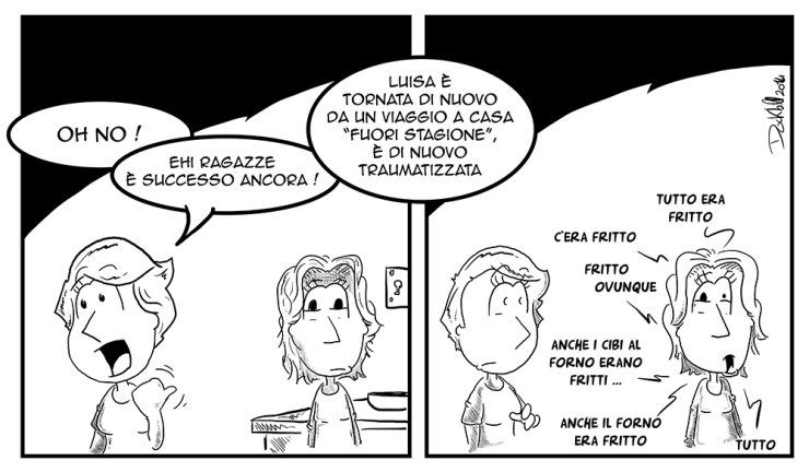 Traumi in pastella - StudentiFuori by Duckbill #57