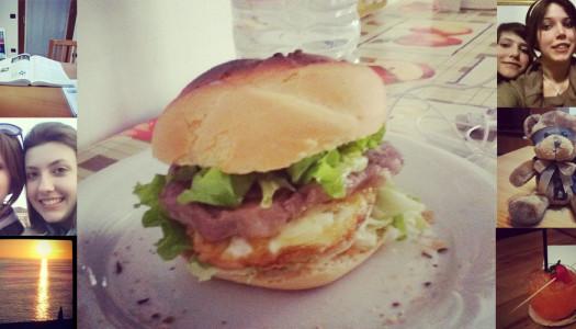 Dorf Burger: l'estasi di maionese tra uova e maiale