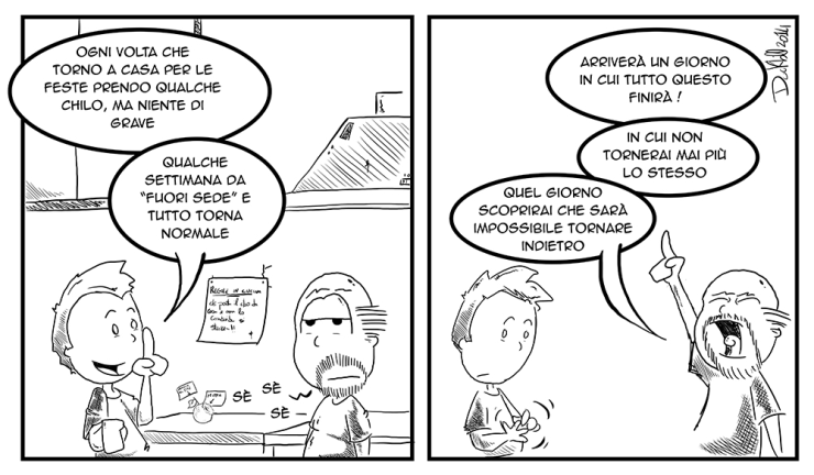Profezie - StudentiFuori by Duckbill #58