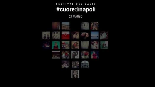 Festival del bacio 2014 a Napoli