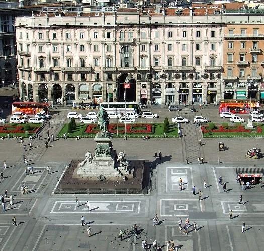 Storia di un provinciale a Milano
