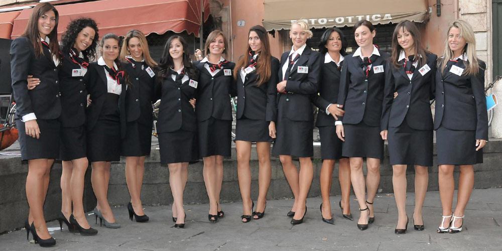 Missione hostess