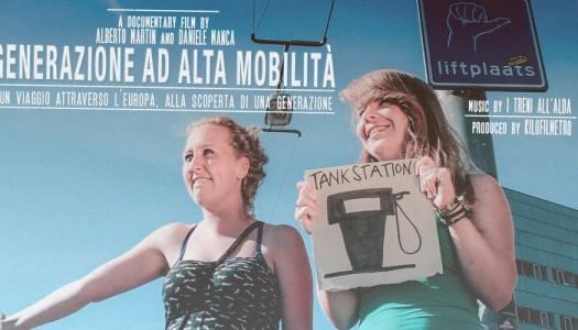 Generazione ad alta mobilità: un viaggio verso l'Europa