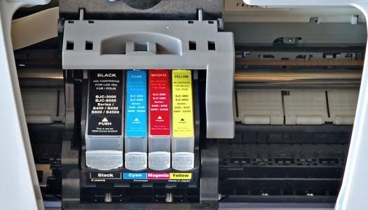 Cartucce: come stampare a casa risparmiando