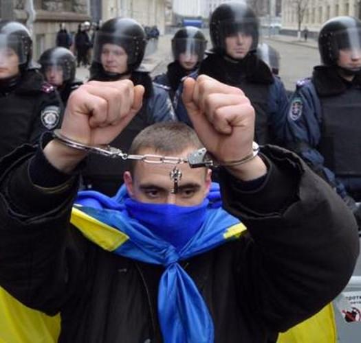 ucraina leggi anti proteste