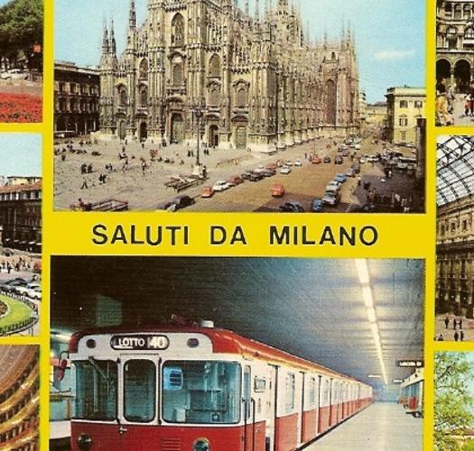 Il mito della Milano degli anni '80