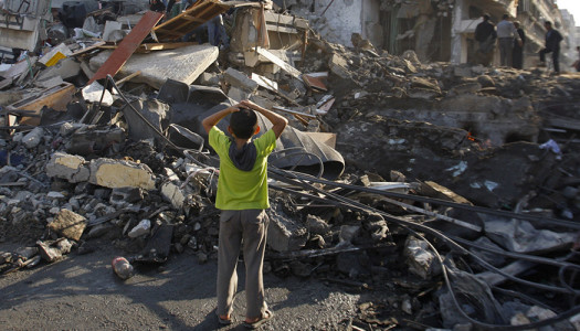 It's hard to be young in Gaza: le cifre di una strage