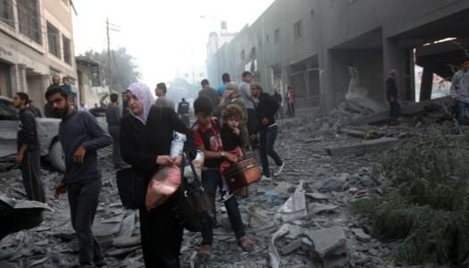 Avete mai immaginato come si vive sempre sotto le bombe?