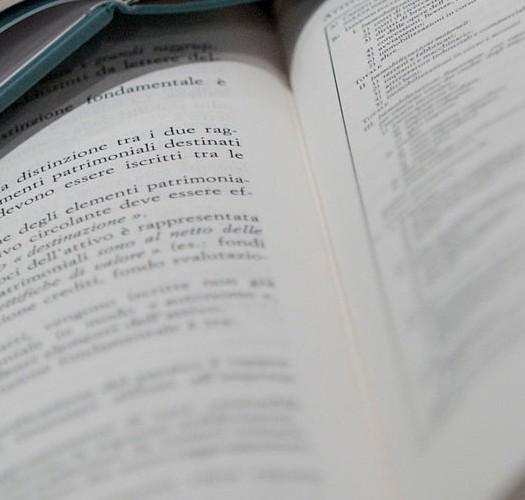 S.O.S. Tesi: come scrivere una bibliografia decente