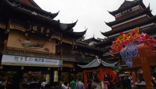 Lavorare e vivere a Shanghai